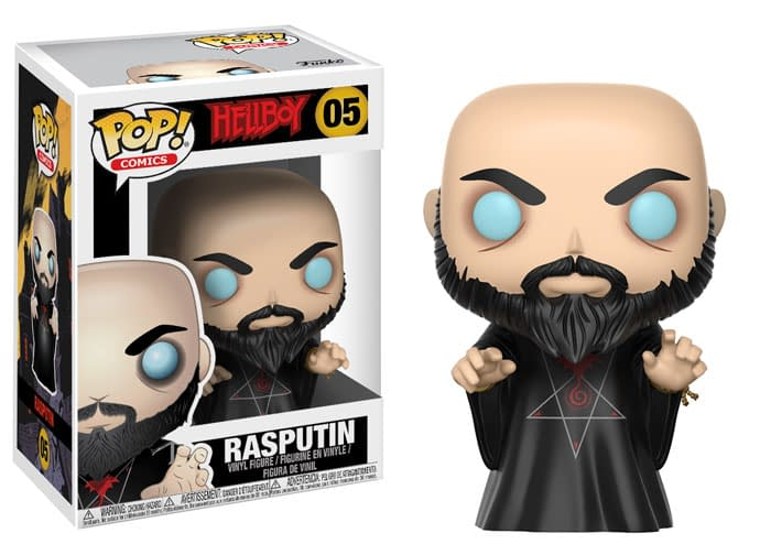 Funko Hellboy Pop Rasputin