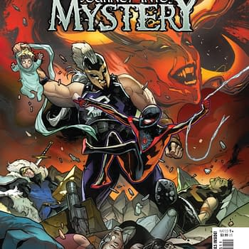 How Can a Pacifist Take on the God of War? War of the Realms: Journey Into Mystery #3 Preview
