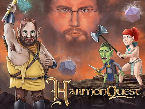 """""""HarmonQuest"""" Promotes Season 3 With Joel Kim Booster Clip"""