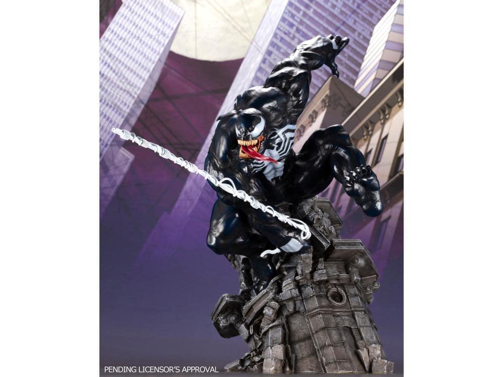 Kotobukiya Venom Statue 5