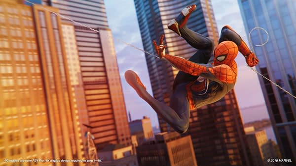Marvel's Spider-Man Coming Close to a PS4 Completion Record