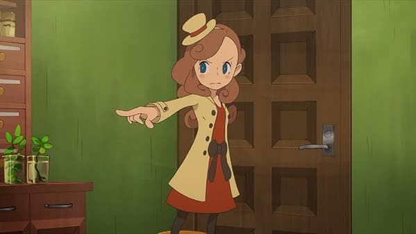 Professor Layton's Daughter To Get An Anime In 2018
