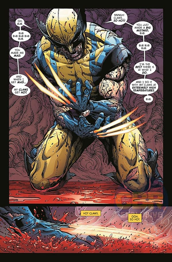 """Steve McNiven on Return of Wolverine Fill-Ins: """"I'm Not the Fastest Comic Artist Around"""""""