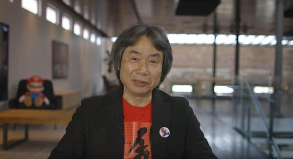 Shigeru Miyamoto Reveals Why Illumination Is Making The Mario Movie