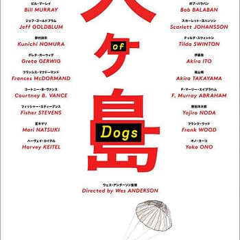 Wes Andersons Isle Of Dogs Gets Poster AND Release Date