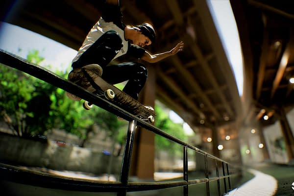 """Skateboarding Adventure """"Session"""" Delayed on Xbox One"""