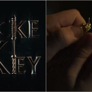 Locke &#038 Key: The Keys Are All Around Us &#8211 If You Only Listen&#8230 [PREVIEW]