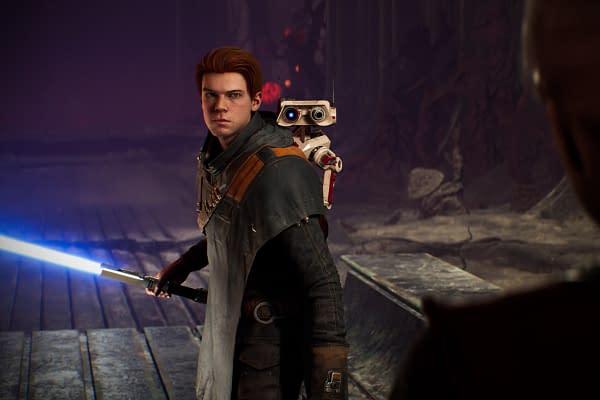 Star Wars Jedi: Fallen Order just got a new free update.