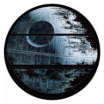 Star Wars Death Star Shelf from shopdisney.com.