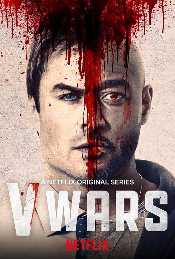 V Wars, a Netflix Original Series.