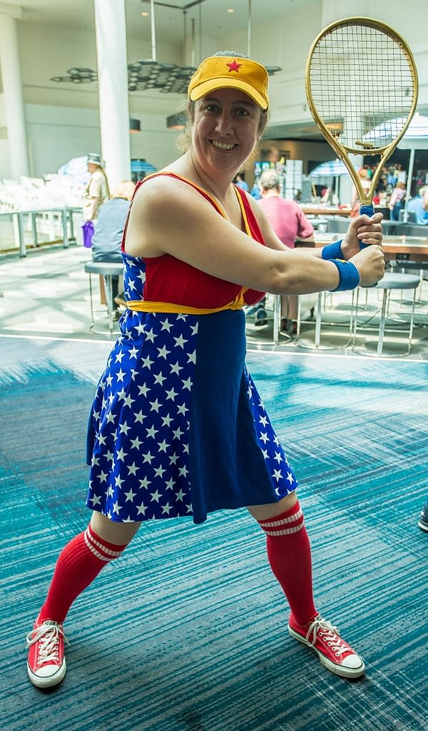 Mermaids and More: Creative and Fun Cosplay from Balticon 52