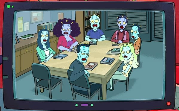 Dan Harmon has some news on Community and Rick and Morty, courtesy of Adult Swim.