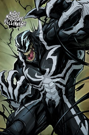 A Brand New Venom - Or Is It? Free Comic Book Day Spoilers