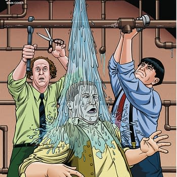 Three Stooges Slaptastic Special cover by Brendon and Brian Fraim