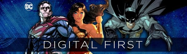 DC Expands Digital First Comics - Or Are They Digital Seconds?