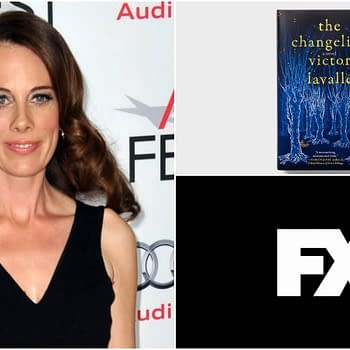 Venom Scribe Kelly Marcel Attached to FX Series Adapt of Victor LaValles The Changeling