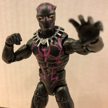 Black Panther Figures Should All Be This Cool: Looking at the New Walmart Exclusive