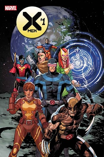Free Cards of X Packets Of Cards to Accompany X-Men #1 Launch Party