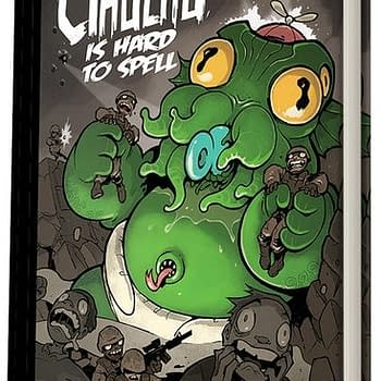 Lovecraft for everybody with Cthulhu is Hard to Spell: The Terrible Twos
