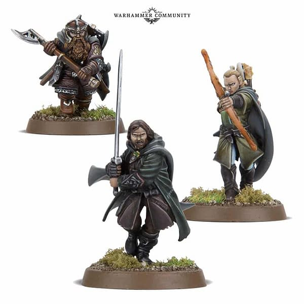 Games Workshop Shows off More Nightvault, Titans, and Hunters