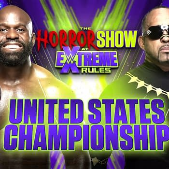 WWE The Horror Show at Extreme Rules: MVP vs Apollo Crews Letdown