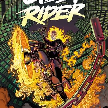 Marvel Releases Trailer for Ed Brisson and Aaron Kuder's Ghost Rider Relaunch