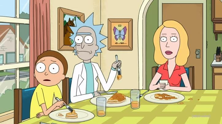 rick morty