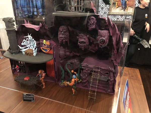 Super7 Masters of the Universe Hordak's Lair 10
