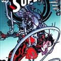 Wednesday Comics Reviews: Batman and Robin Batwoman Deathstroke Demon Knights Frankenstein Agent of S.H.A.D.E. Green Lantern Grifter Legion Lost Mister Terrific Red Lanterns Resurrection Man Suicide Squad and Superboy