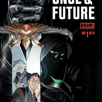 Kieron Gillen and Dan Moras Once &#038 Future #1 Limited Edition Debut at SDCC is $65 on eBay