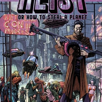 "REVIEW: Heist How To Steal A Planet #3 -- ""Numerous Wicked Twists Of Misdirection"""