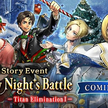 Attack On Titan Tactics Announces A New Holiday Event