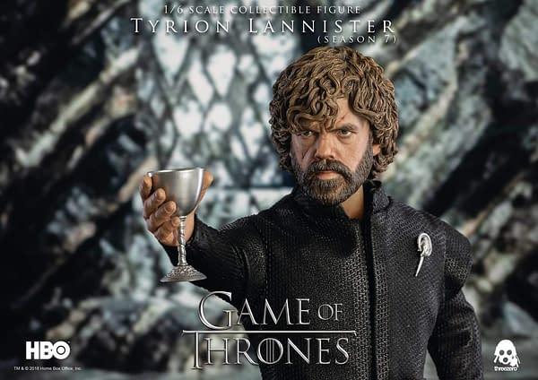 Game of Thrones Treezero Tyrion Lannister 7