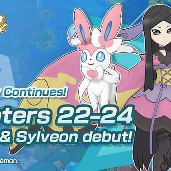 Pokémon Masters Receives A Massive Update For Pokémon Day