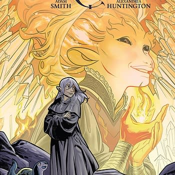 Jim Henson's Beneath the Dark Crystal #1 cover by Benjamin Dewey