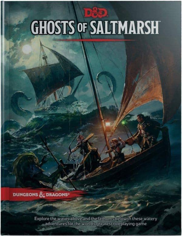 Amazon Leaks Dungeons & Dragons' Next Adventure Book