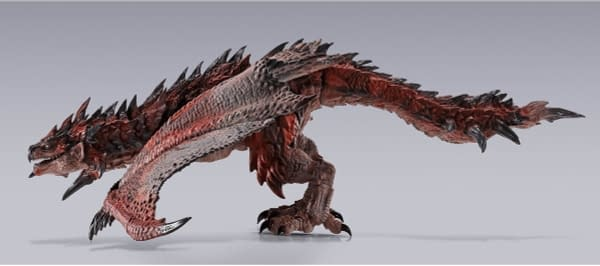 Monster Hunter x SH Figuarts Rathalos Monsterarts