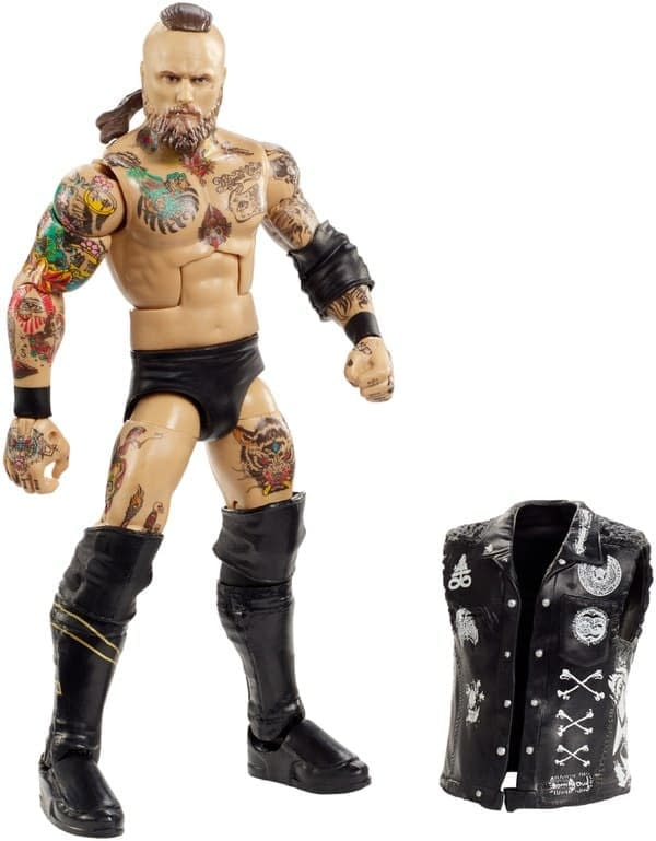 WWE NXT Aleister Black Figure 1