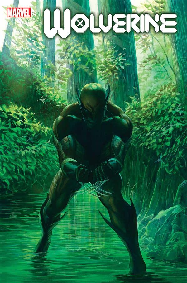 Wolverine #1 Dominates Advance Reorders