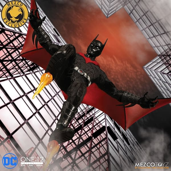 Batman Beyond One 12 Collective Figure Exclusive 8