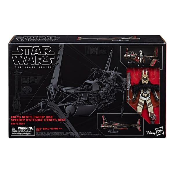 Star Wars Solo Enfys Nest and Swoop 6
