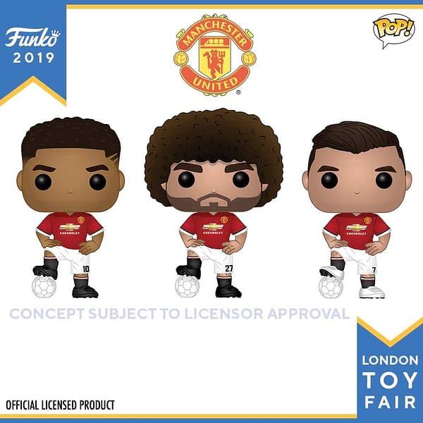 Funko London Toy Fair Football 2