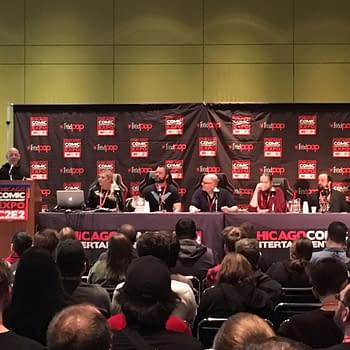 When Tom King Wrote Dick Grayson Meets the Holocaust – The DC Universe Panel at C2E2