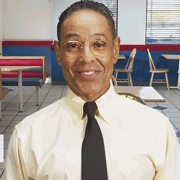 Giancarlo Esposito is Gus Fring on Better Call Saul, courtesy of AMC.