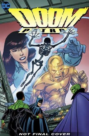 New DC Comics Omnibuses For 2020 - Starman and John Byrne's Doom Patrol