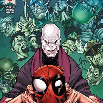 X-Men: Bland Design &#8211 Some Characters Have Names in Spider-Man vs. Deadpool #27
