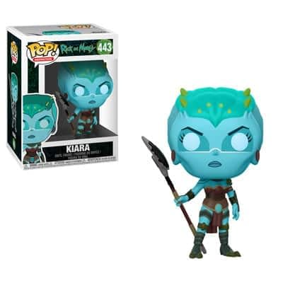 Funko Rick and Morty Kiara