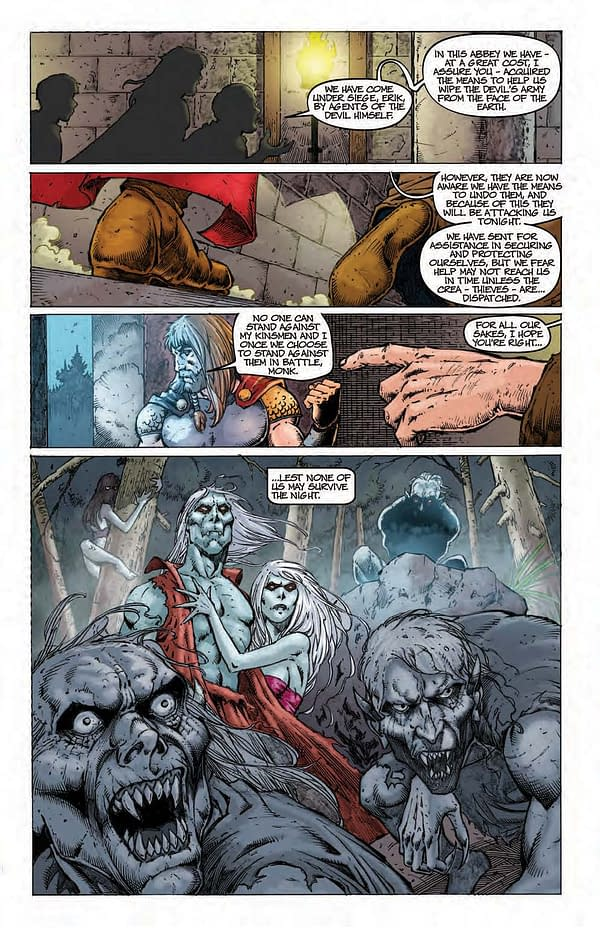 Love Stories (to Die For) -- Bloodlust -- Page 5