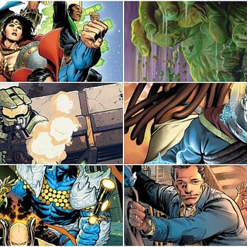 Comics for Your Pull Box June 6th 2018: New Age of Justice and Hulks