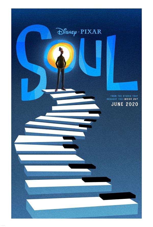 Pixar partage une nouvelle affiche pour Soul